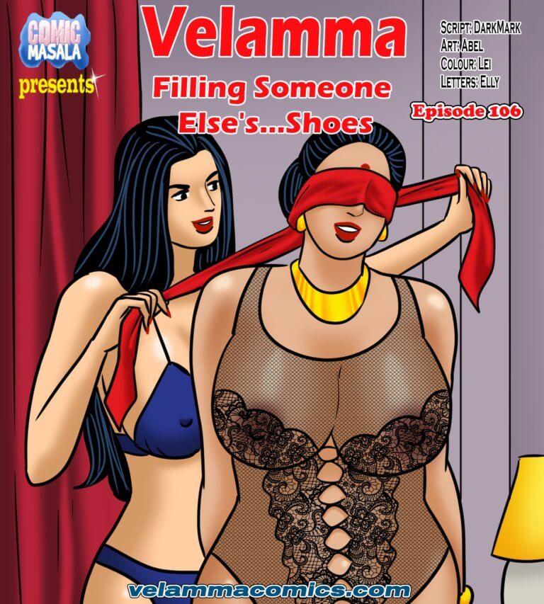 Velamma Episode 106 - Filling Someone Else's...Shoes